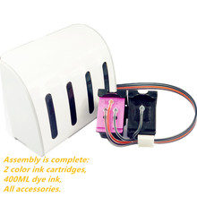 GraceMate 301 CISS replacement for hp 301Ink system for hp Envy 4500 Deskjet 2630 2540 2510 1000 1050 printer