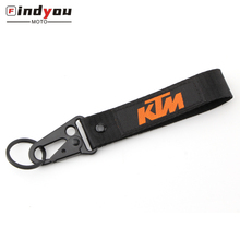 Keychain Keyring Fabric Universal Motorcycle RC390 125 690 1290 Ktm-Duke 1190 for 125/390/690/..