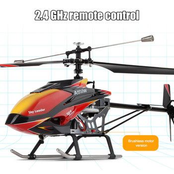 V913 RC Helicopter 4CH 3 Axis 2.4G Built-in Camera Auto-Take off Remote Control RC Aircraft Drone Flying Aircraft Helicopter