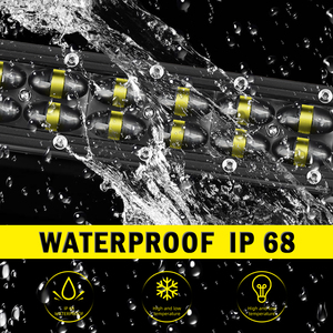 Image 5 - CO LIGHT 6D Offroad Light Bar 36W 72W 120W 180W Slim LED Work Light LED Bar for Tractor Boat Lada 4WD 4x4 Truck SUV ATV 12V 24V