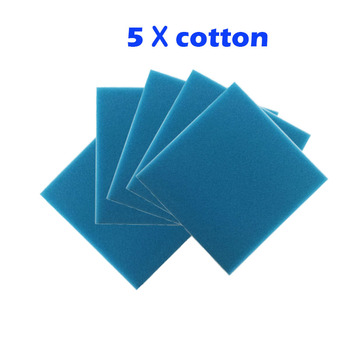 New HEPA Filter & Filter Cotton For Philips FC5828 FC5826 FC5830 FC5823 FC5822 FC5228 FC5226 FC5225 Filters & Filter Foam Kits