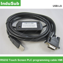 USB-LG Touch Screen Series RS232 Touch Screen PLC programmin