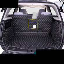 lsrtw2017 for chevrolet trax leather car trunk mat Holden Tracker 2014 2015 2016 2017 2018 cargo liner interior accessories custom fit pu leather car trunk mat cargo mat for chevrolet trax holden trax chevrolet tracker 2014 2015 2016 2017 cargo liner