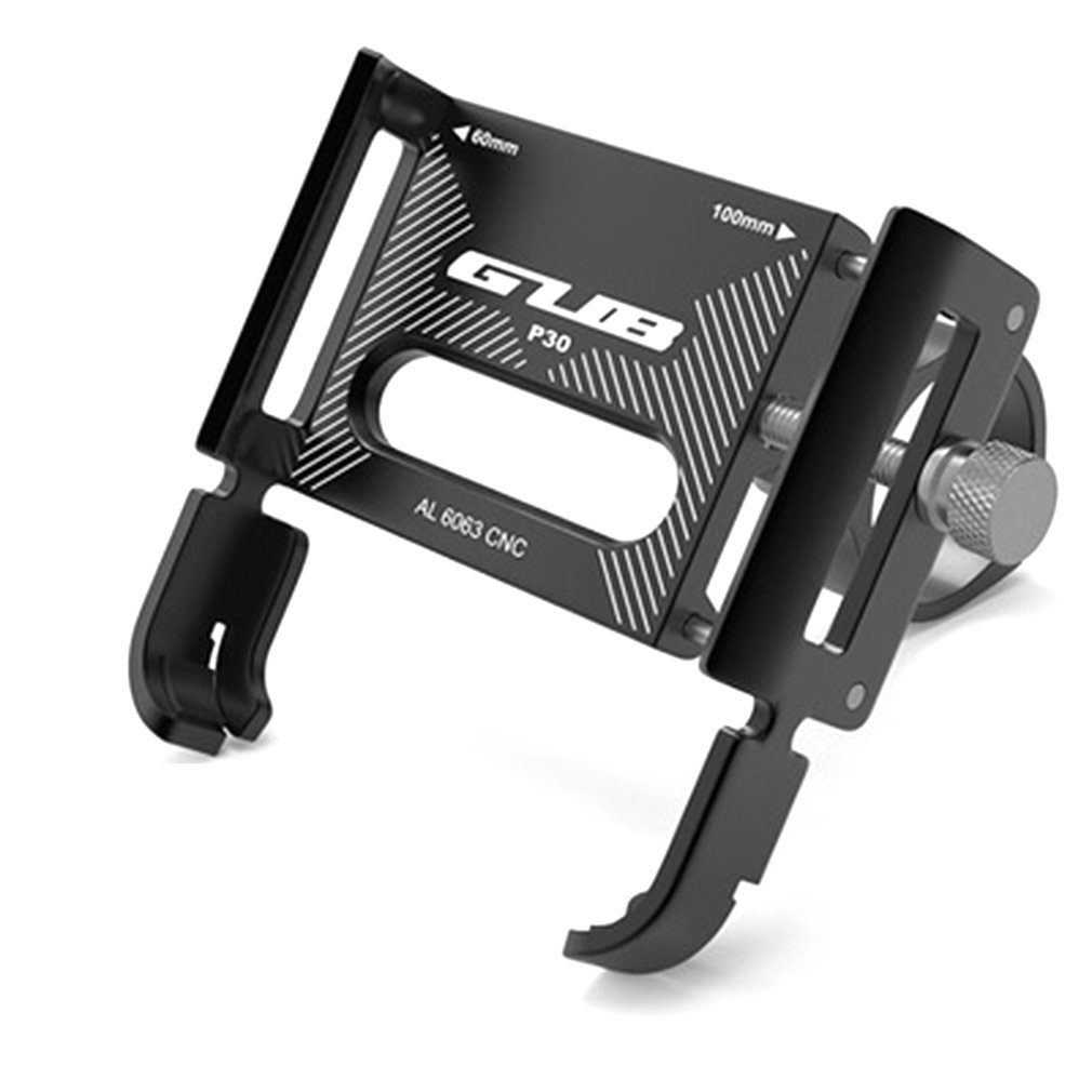 GUB P30 360 Rotating MTB Bicycle Phone Holder cellphone holder for bicycle Motorcycle Handlebar Phone stand Holder For iphone 11