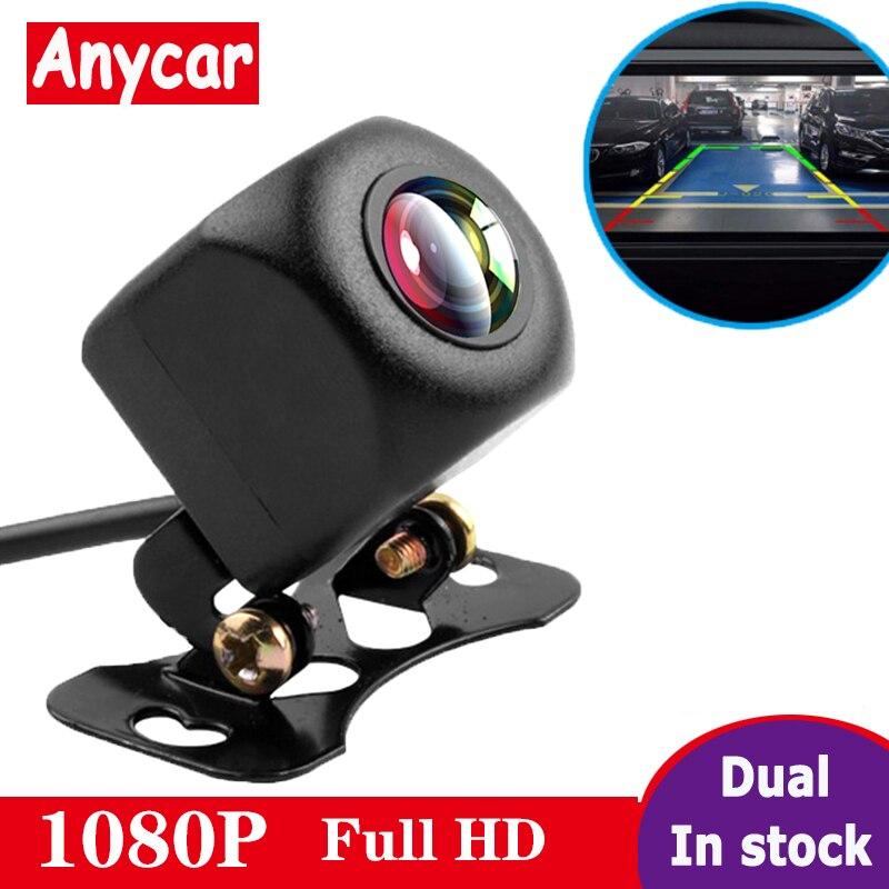HD Any Car Auto Rear View Camera Car Back Reverse Camera Fish Eyes Night Vision HD Parking Assistance Camer 170 Degree Angle