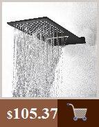 H43a74466d1bd4fa2afcc0b0a87cfb8ecZ BAKALA Luxury Matte Black Bathroom Faucet Basin Sink Tap Wall Mounted Square Brass Mixer Tap LT-320BR