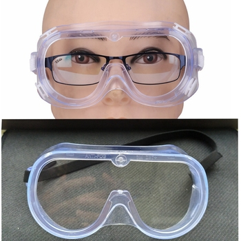 Labor protection dust proof wind proof fog proof glasses polishing splash proof impact proof transparent protective lens фото