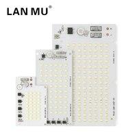 Chips de lámpara LED 220V-240V, Bombilla SMD 2835 IC inteligente, entrada de luz Led 30W 50W 100W 150W 200W, foco para iluminación al aire libre