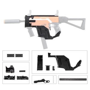 Набор модов KRISS, STF-W004-8 H Style для Nerf N-Strike Elite Stryfe Blaster