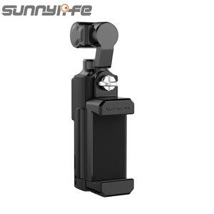 Image 5 - Nuova staffa di supporto per telefono palmare FIMI Sunnylife per accessori per giunto cardanico palmare FIMI PALM