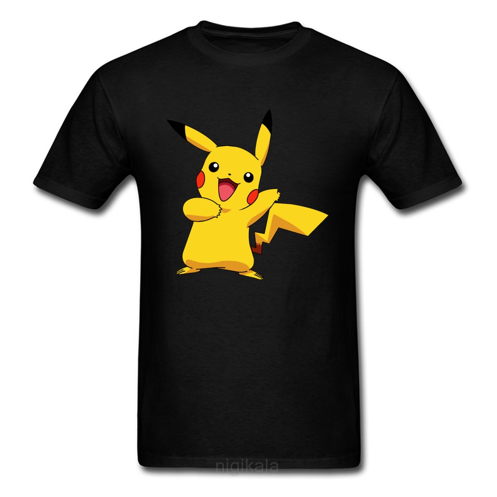 pikachu-font-b-pokemon-b-font-new-black-t-shirt-ctom-for-men-japan-anime-tops-80s-graphic-tee-shirts-funny-mens-clothing-harajuku