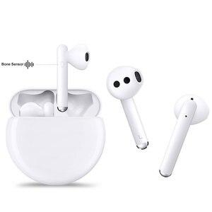 Image 3 - Version mondiale HUAWEI freebud 3 Bluetooth écouteur sans fil kirin A1 Intelligent annulation du bruit contrôle du robinet sans fil charge