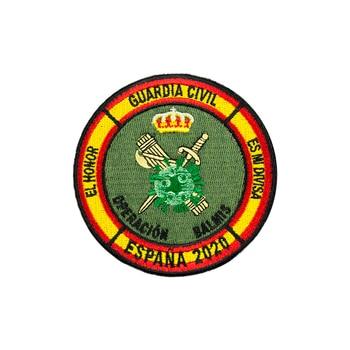 Guardia Civil Espana Embroidery Patch Hook and Loop Badge for Clothing Spanish Army Military Appliqued Morale DIY Accessories joaquín lorenzo villanueva ano christiano de espana volume 7 spanish edition