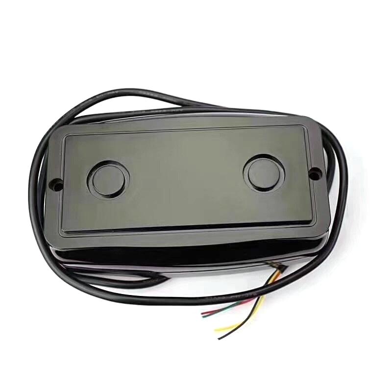 Radar Vehicle Detector Barrier Sense Controller Replace Loop Detector Vehicle Detector No Need Loop Cable