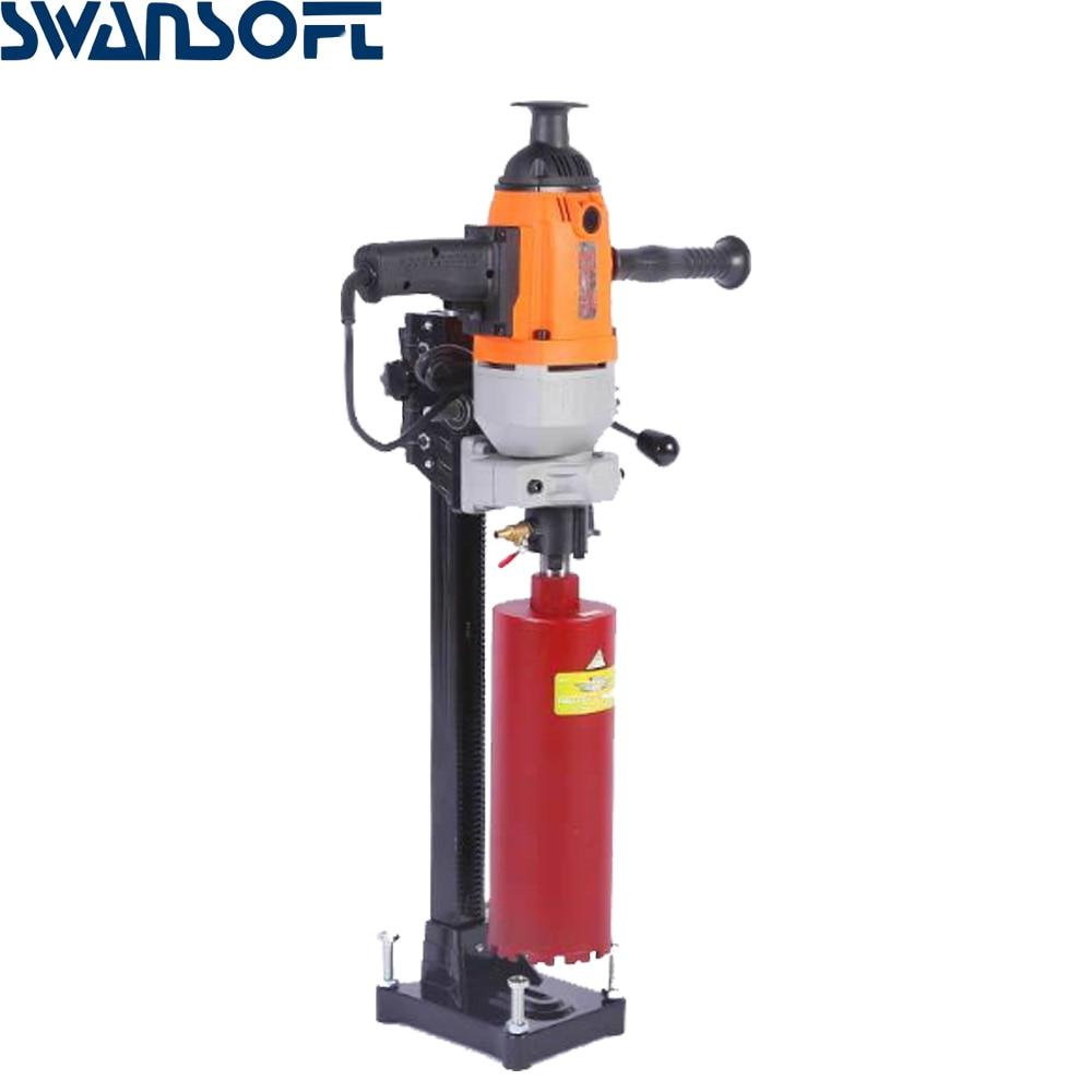 Wasser bohren maschine bohren maschine hand-gehalten wasser transfer puncher offene loch maschine elektrische klimaanlage high power