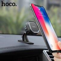 HOCO Universal Auto Telefon Halter Magnetische Air Vent Halterung Für iPhone X XS Max Samsung S10 Xiaomi Magnet Montieren 360 grad Rotation