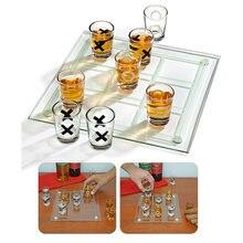Juego de mesa de fiesta para adultos y amigos, juego de mesa de fiesta para beber con punta Tac