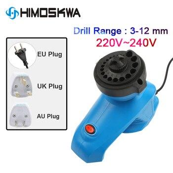 Electric Drill Bit Sharpener EU Plug High Speed Drill Grinder Machine Twist Drill Driver 95W 1350rpm For Drill Size 3-12mm 220V