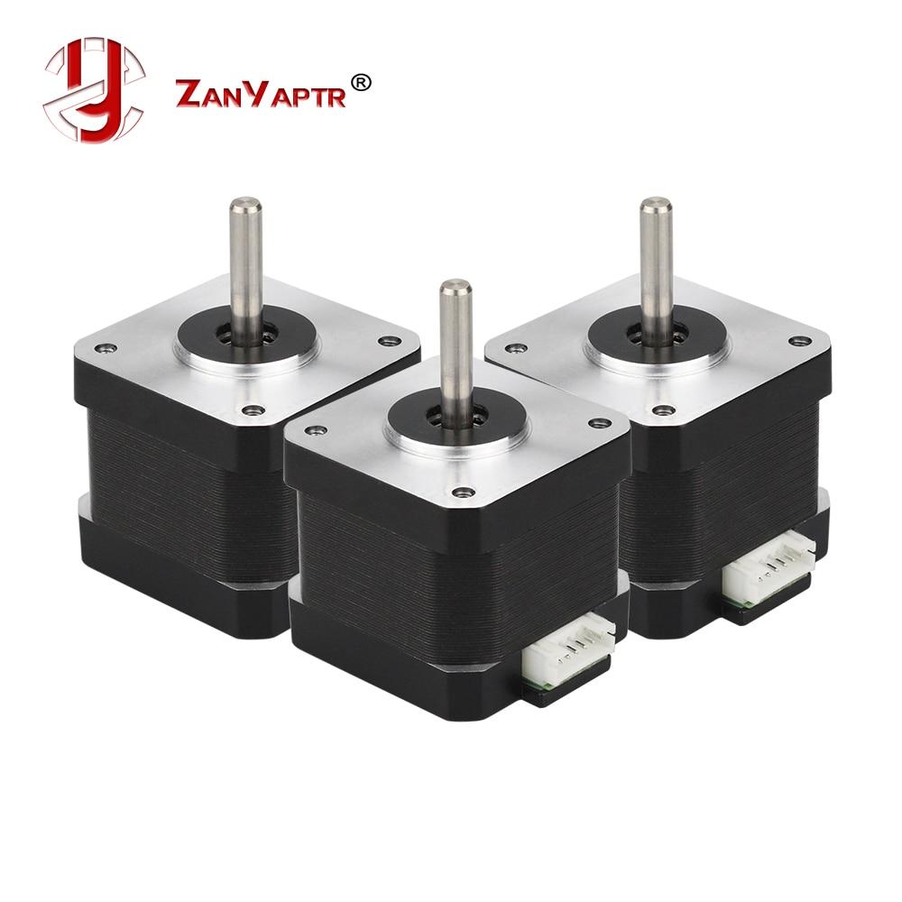 CE Certificatio 4-lead Nema 17 Stepper Motor 42 Motor 1.68A 3D Printer Motor