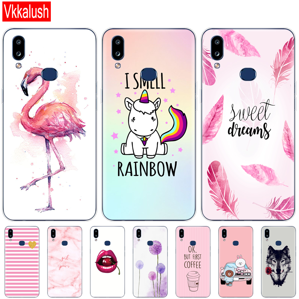 Case For Samsung A10S Case Soft Silicon Back Cover Phone Case For Samsung Galaxy A10S GalaxyA10S A 10S <font><b>A107F</b></font> image