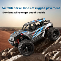 Rc car 1: 18 ratio steering differential control 4wd hour speed 50km four wheel drive climbing off road racing alloy material