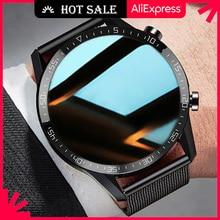 Ipbzhe 2021 Slimme Horloge Mannen Android Thermometer Sport Smart Horloge Vrouwen Reloj Inteligente Smartwatch Voor Android Huawei Iphone