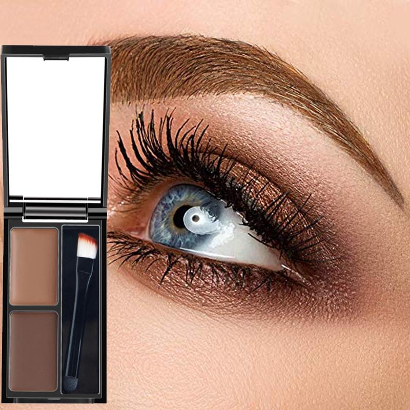 5 Colors Eyebrow Powder Waterproof Shadow Palette Long Lasting Eye Brow Pencil Cream Tint Eyes Makeup Cosmetics