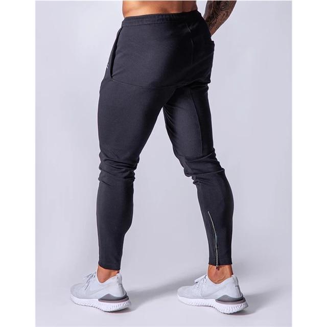 Sports pants men's jogger fitness trousers  5
