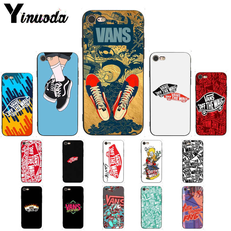 Yinuoda Off The Wall Coque Shell Phone Case For iPhone 8 7 6 6S Plus X XS MAX 5 5S SE XR 11 11pro promax Mobile Cover