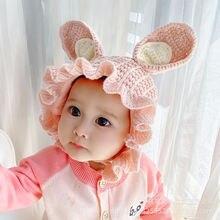 Зимняя шапка для маленьких мальчиков и девочек шапочка детей