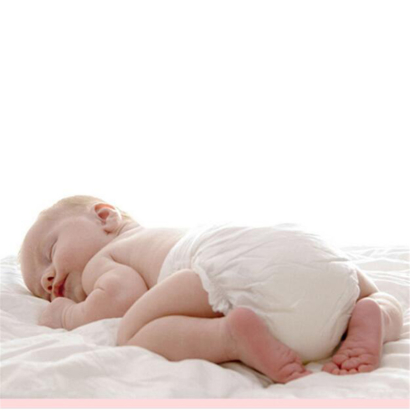 Baby Gauze Diapers Safe Clean Baby Diapers Ecological Cotton Blend Leak-proof Breathable Comfortable Diaper Pants Washable