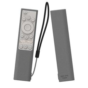 Image 1 - Silicone Cover for samsung QLED tv smart bluetooth remote control Case BN59 01311G BN59 01311B TM1990C BN59 01311H BN59 01311F