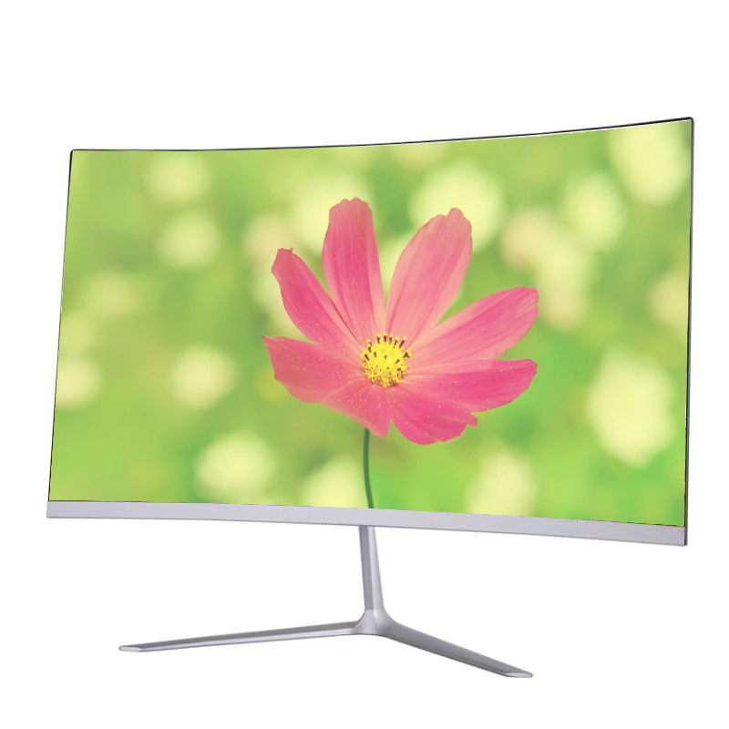 Curved Screen Gaming Computer Monitor 24 inch LED Monitor image