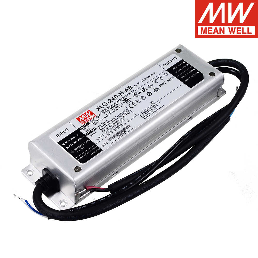 24V 320W mean well dimmbar Synergy 21 LED Netzteil