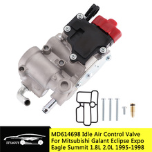 Speed-Motor Air-Control-Valves Eclipse Expo MD614696 Eagle Idle Summit Mitsubishi Galant