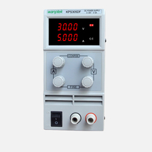 Free shipping KPS305DF 0-30V/0-5A 110V-230V 0.1V/0.001A EU LED Digital Adjustable Switch DC Power Supply mA display wanptek