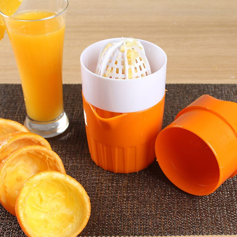 Portable  Juicer Orange Lemon Mini Squeezer Original Fruit Juice Maker For Household
