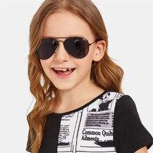 Модные детские солнцезащитные очки для маленьких мальчиков Piolt, стильные брендовые дизайнерские детские солнцезащитные очки, УФ-защита Oculos De Sol Gafas