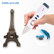 DEWANG 3D Drawing Pen For Kids 3D Printing Pen 300M Low Temperature PCL Filament 30 Colors Birthday Gift Magic Scribble 3D Pen 3 colors low temperature gift box packing 3d pens for new year gift 3d printing pens for kid drawing with 10meter 10color pcl