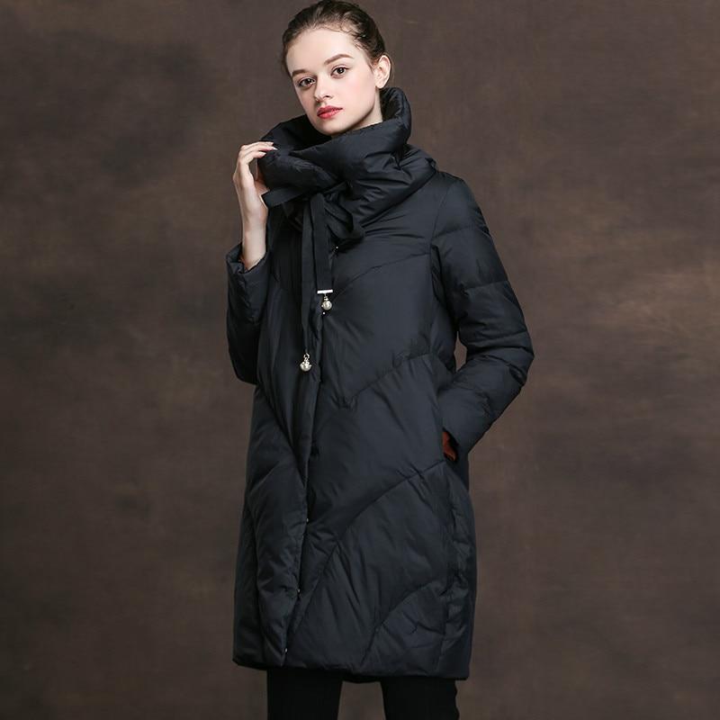 Women's Down Jacket Autumn Winter Coat Female Jacket Women Clothes 2020 Korean Vintage Parkas Women Tops Chaqueta Mujer ZT3866