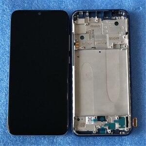 """Image 3 - 6.09 """"Ban Đầu AMOLED Axisinternational Dành Cho Xiaomi A3 1906F9 Màn Hình LCD + Bảng Điều Khiển Cảm Ứng Bộ Số Hóa Khung Viền Cho Xiaomi Mi CC9e"""