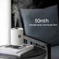 Kbaybo 1000ml usb umidificador de ar aroma difusor óleo ultra sônico humidificador aromaterapia grande capacidade purificador névoa