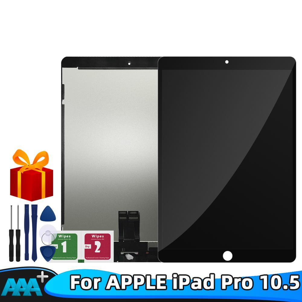 """LCD pour iPad Pro 10.5 """"pouces A1701 A1709 OLED Lcd écran tactile verre numériseur assemblée complète pièces de rechange"""