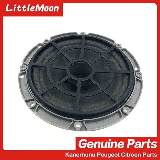 Original marke neue auto tür lautsprecher auto audio lautsprecher für Peugeot 206 307 308 408 3008 407 partner Citroen C2 c3 C4 C5 Picasso