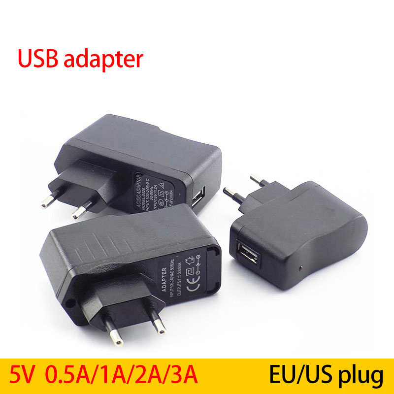 5V 1A 2A 3A 3000ma Micro <font><b>USB</b></font> Charging Power Adapter Supply plug mobile phone Wall Charger AC to DC EU/US Universal <font><b>100V</b></font>-240V H10 image