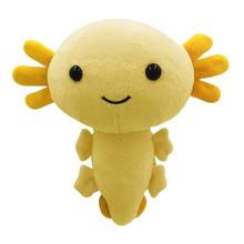 Kawaii Axolotl pluszowe zabawki Axolotl zabawki Axolotl ryby Axolotl pluszaki figurka lalka Kawaii zwierząt Axolotl wypchane lalki prezenty 20cm tanie tanio CN (pochodzenie) Tv movie postaci MATERNITY W wieku 0-6m 7-12m 13-24m 25-36m 4-6y 7-12y 12 + y 18 + Genius Lalka pluszowa nano