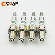 4 шт./лот CCQAP IK16 5303 автомобильные свечи зажигания для Toyota Nissan Honda IK16 5303