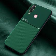 Fosco Caso de Telefone de luxo Para Vivo Y12 Y15 Y17 Y19 U3X Z5 Z6 Z5X Y79 Y83 Y85 Y93 Y95 Y97 u3 V9 X30 V15 Pro IQOO 3 Coque Capa Case