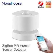 Датчик движения zigbee pir датчик человека детектор интеллектуальная