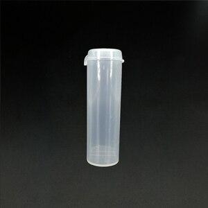 Image 5 - 2600mAh נייד נשיאת תיבת 18650 סוללה מקרה אחסון תיבת אקריליק ברור שקוף פלסטיק בטיחות תיבת עבור 2pcs 18650 סוללה